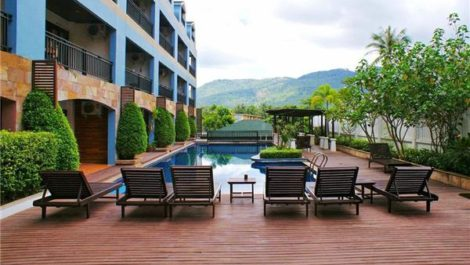 1 Bedroom Direct Pool Access Apartment ~ Chaweng